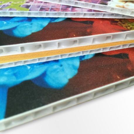 impresión directa sobre polipropileno