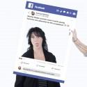 Photocall 'Muro' de Facebook